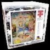 Daniel Merriam Deluxe 850 Piece Jigsaw Puzzle