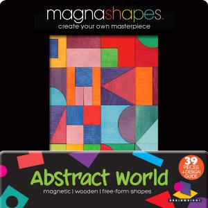 MagnaShapes - Abstract World