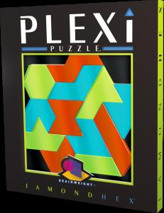 Iamond Hex Plexi Puzzle